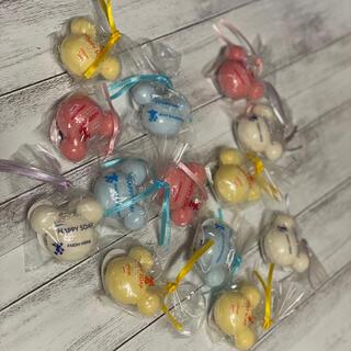 Disney - ミッキー型ハッピーソープバラ売り可能