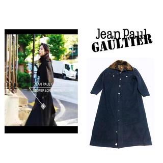 ジャンポールゴルチエ(Jean-Paul GAULTIER)のJEAN PAUL GARTER SUPER LONG COAT(ステンカラーコート)