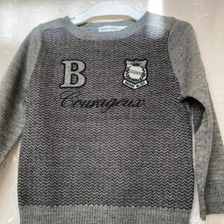 ベベ(BeBe)のmineee様専用です⭐︎べべ セーター 100 美品(ニット)