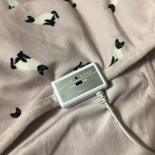 フランフラン(Francfranc)のホットブランケット(電気毛布)