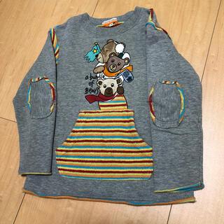カステルバジャック(CASTELBAJAC)のCASTELBAJAC トレーナー 美品(Tシャツ/カットソー)