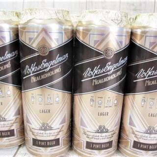 コストコ(コストコ)のコストコ リトアニア ノンアルコールビール 568ml x20本/〓ZZY(ビール)