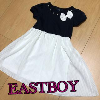 EASTBOY - イーストボーイ ワンピース 美品