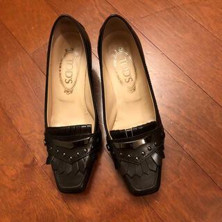 トッズ(TOD'S)のTOD'S トッズ ローファー 36(ローファー/革靴)