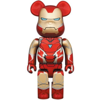 メディコムトイ(MEDICOM TOY)のBE@RBRICK IRON MAN MARK 85 1000% (その他)