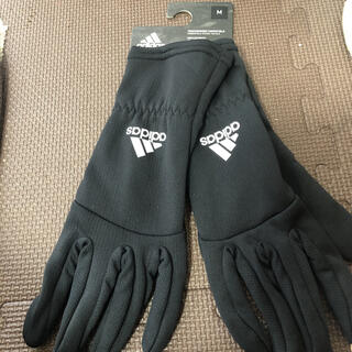 アディダス(adidas)のadidas☆ CLIMAWARM(防寒機能)仕様 男女兼用トレーニンググローブ(手袋)