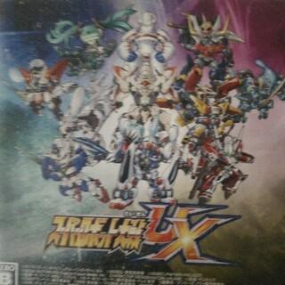スーパーロボット大戦UX 3DS(携帯用ゲームソフト)
