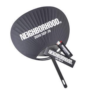 ネイバーフッド(NEIGHBORHOOD)のNEIGHBORHOOD 20AW 非売品 うちわ&ライター&ステッカー 3点(その他)