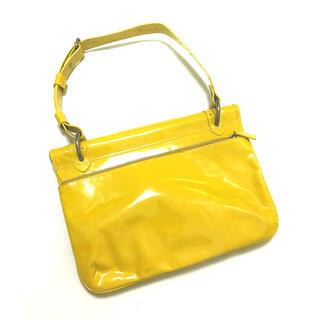 ドリスヴァンノッテン(DRIES VAN NOTEN)のDRIES VAN NOTEN Enamel Leather Bag(ハンドバッグ)