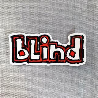 ブラインド(bLind)のブラインド ステッカー(スケートボード)