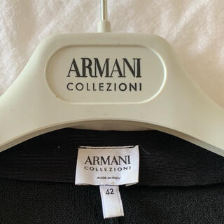 ARMANI COLLEZIONI - 【MADE IN ITALY】アルマーニコレツォーニ スーツ