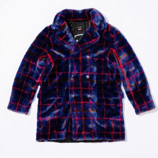 シュプリーム(Supreme)の最終値下げ‼️ Supreme Jean Paul Faux Fur Coat(ピーコート)