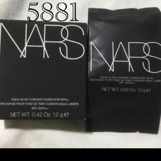 ナーズ(NARS)の★NARS ナーズ ロングウェア クッションファンデーション レフィル 5881(ファンデーション)