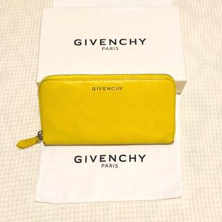 ジバンシィ(GIVENCHY)のGIVENCHY 長財布 ラウンドファスナー(財布)