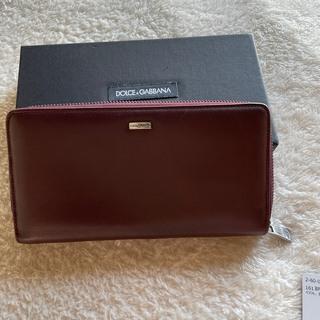 ドルチェアンドガッバーナ(DOLCE&GABBANA)の美品✨Dolce&Gabbanaウォレット 長財布(長財布)