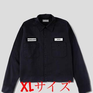 シー(SEA)の【定価14800円】XLサイズ FYGH (wappen) WORK SHIRT(シャツ)