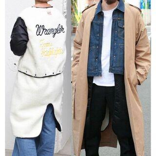 トーガ(TOGA)の【定価9.6万円/2018AW】 TOGA PULLA×Wrangler コート(トレンチコート)