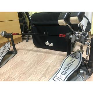 DW9002 ツインペダル ドラム(ペダル)