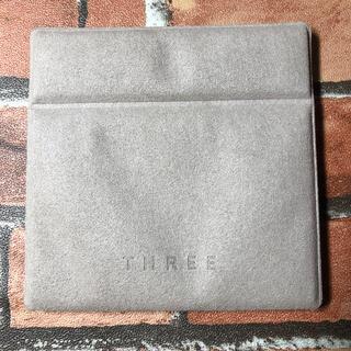 スリー(THREE)の非売品 THREEテンダータッチフォールディングミラー(ノベルティグッズ)