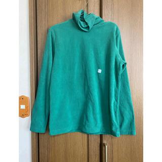 ユニクロ(UNIQLO)のユニクロ★マイクロフリース タートルネックシャツ(シャツ)