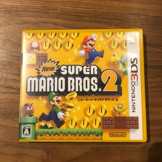 ニンテンドー3DS(ニンテンドー3DS)のNew スーパーマリオブラザーズ2 3DS(携帯用ゲームソフト)