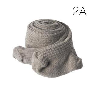 ボンポワン(Bonpoint)の新品未使用  Bonpoint  タイツ  2A(靴下/タイツ)