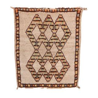 イデー(IDEE)のモロッコ チュニジア トルコ ラグ 絨毯 カーペット アンティーク(ラグ)