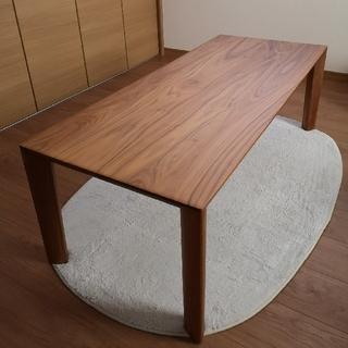 カリモクカグ(カリモク家具)のカリモク リビングテーブル ウォールナット(ローテーブル)