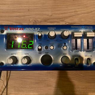 VESTAX DDG-X2(DJエフェクター)