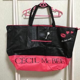 セシルマクビー(CECIL McBEE)の⭐︎CECIL McBEE⭐︎不織布バッグ⭐︎(ショップ袋)