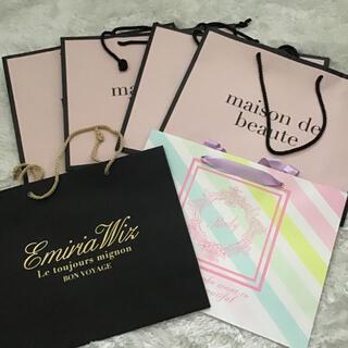 エミリアウィズ(EmiriaWiz)のショップ袋(ショップ袋)