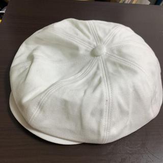 スピンズ(SPINNS)のキャスケット帽子(キャスケット)