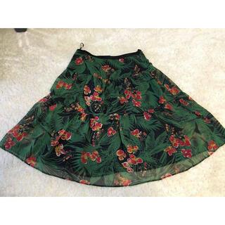 アクアガール(aquagirl)のAquagirl ハワイアンスカート(ひざ丈スカート)
