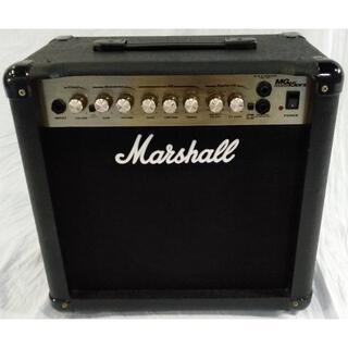 【良品】Marshall 15Wギターアンプ MG15DFX(ギターアンプ)