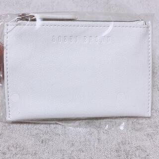 ボビイブラウン(BOBBI BROWN)のボビイブラウン カードケース ノベルティ 財布 小銭入れ 非売品(名刺入れ/定期入れ)