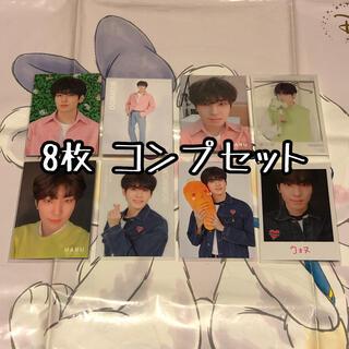 セブンティーン(SEVENTEEN)の木 ウォヌ トレカ コンプセット HARU 日本 seventeen セブチ(K-POP/アジア)