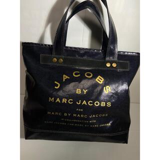 マークバイマークジェイコブス(MARC BY MARC JACOBS)のマークバイマークジェイコブス トートバッグ MARC 美品 レザー(トートバッグ)