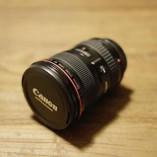 キヤノン(Canon)のCanon 広角ズームレンズ EF17-40mm F4L USM(レンズ(ズーム))