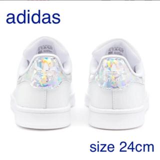アディダス(adidas)の未使用 adidas アディダス  スタンスミス スニーカー 24cm(スニーカー)