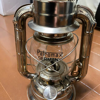ペトロマックス(Petromax)のペトロマックス ストームランタン hl1 専用ケース&専用芯付き(ライト/ランタン)