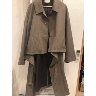 ワンエルディーケーセレクト(1LDK SELECT)のyoke 3way share coat(トレンチコート)