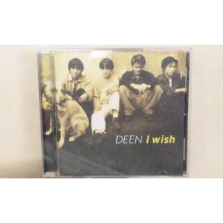 DEEN アルバム I wish(ポップス/ロック(邦楽))
