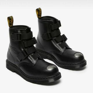 ダブルタップス(W)taps)の最安値 WTAPS Dr Martens 1460 STRAP Boots(ブーツ)