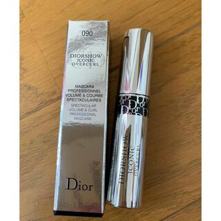 クリスチャンディオール(Christian Dior)のディオール ショウアイコニックオーバーカール #090 オーバーブラック 4ml(マスカラ)