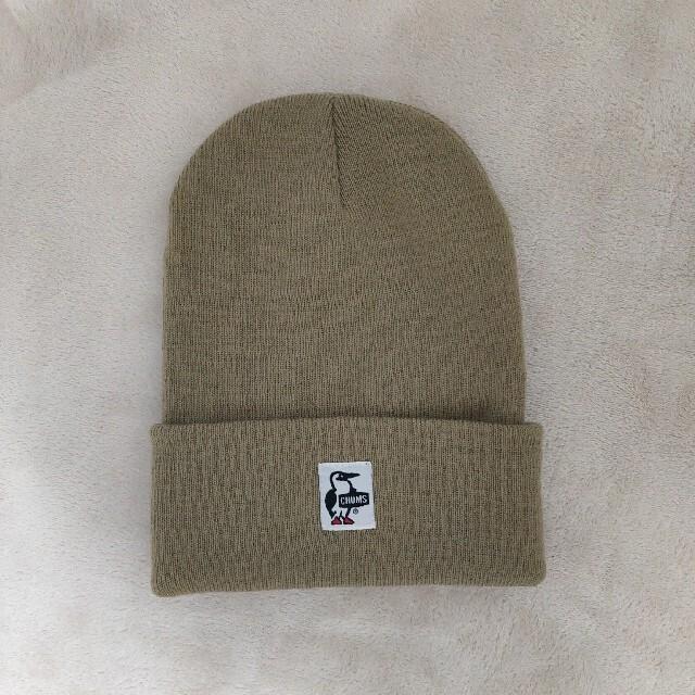 CHUMS(チャムス)の【CHUMS】ニット帽 レディースの帽子(ニット帽/ビーニー)の商品写真