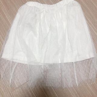 ベベ(BeBe)のスカート bebe キッズ スカート プリーツ チュールスカート(スカート)