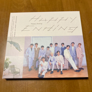 セブンティーン(SEVENTEEN)のSEVENTEEN Happy Ending(初回限定盤B)(K-POP/アジア)