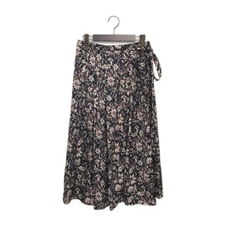 ロイスクレヨン(Lois CRAYON)のロイスクレヨン ネイチャーボタニカル スカート(ひざ丈スカート)