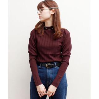 フィグロンドン(fig London)の《fig london》Isabella puffニット(ニット/セーター)
