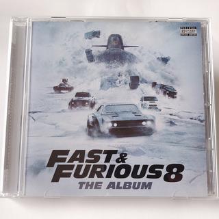 ワイルドスピード アイスブレイク FAST&FURIOUS 8 CD(映画音楽)